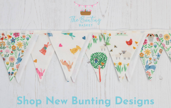 Shop new bunting designs